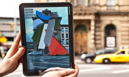 Augmented Art - Learn how to integrate augmented realities into art.