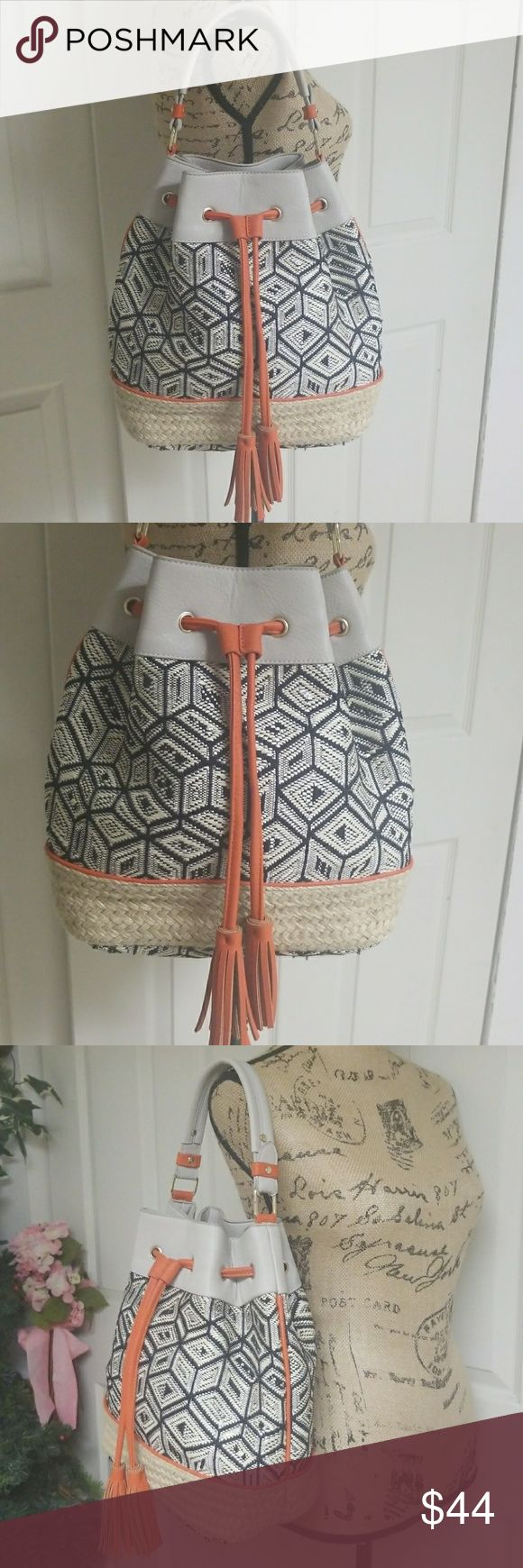 NWOT Big Buddha Bag New in perfect condition   Adorable bag!  Comes with long strap as well.. see 4th picture Big Buddha Bags