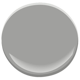 storm, benjamin moore-- considering this color....