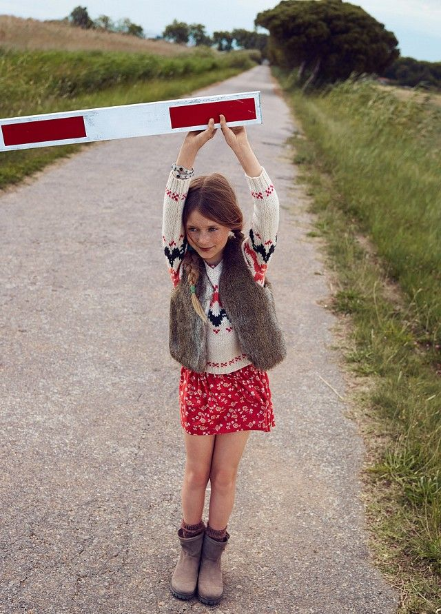 Mango Kids Fall 2014