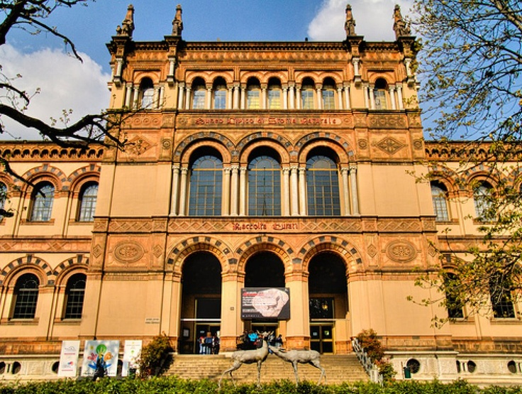 Museo Civico di Storia Naturale!