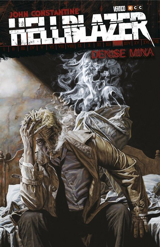 HELLBLAZER VOLUMEN 13: DENISE MINA [CARTONE]   MILA, DENISE   Akira Comics - libreria donde comprar comics, juegos y libros online