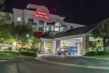 Hilton Garden Inn 2200 Gateway Court Fairfield Ca