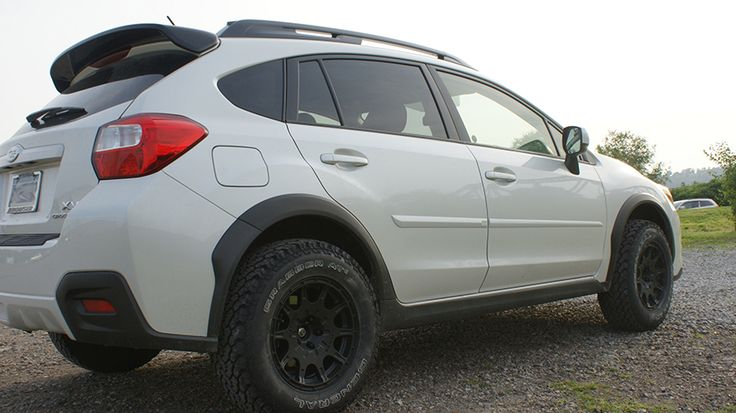 Method Rally Wheels On 14 Xv Crosstrek 05 Outback Xt 11