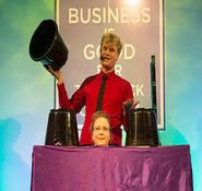 Comedy magic his is brilliant for Corporate events, private events, product launches and more. the Illusion shows are truly memorable and will leave guests talking baout the event for a long time after. we also supply a large range of close up magicians, table magicians for hire, table magicians for hire in London, close up magicians for hire UK.