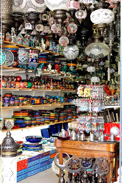 Exploring the shops of Bodrum, Turkey: http://www.fashiondetective.co.uk/2012/04/day-trip-to-bodrum-turkey-market-food.html
