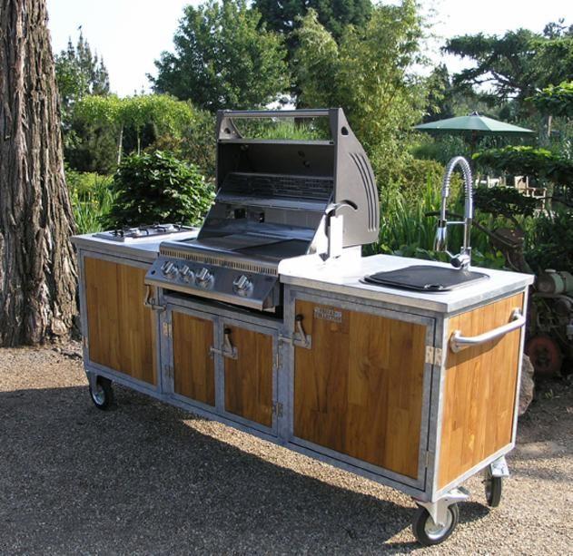 Einbau Gasgrill Aussenkuche Schonsten Einrichtungsideen Outdoor Kitchen Outdoor Storage Outdoor Storage Box