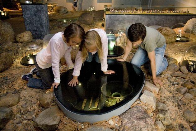 Archäologisches Museum Hamburg: