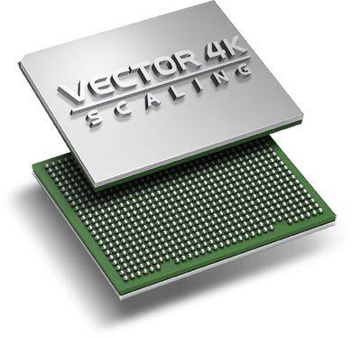 Extron 4K Vector Scaling Technology