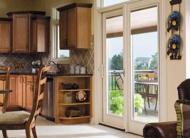 Pella Designer Series Patio Doors   Energy Efficient Doors   Pella.com
