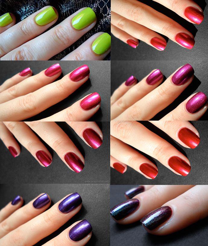 #Unhas com #esmaltação #americana. O que você acha?  #manicure & #pedicure #nails  Fique por dentro das novidades do setor  Saiba mais a respeito da esmaltação americana: http://bit.ly/1sUnMuh  Curta a nossa página no Facebook: http://on.fb.me/1otglf5