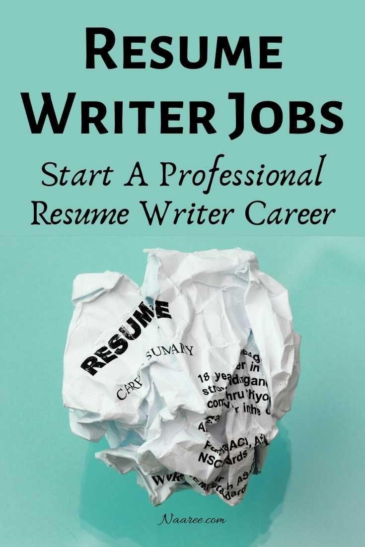 Resume Writer Jobs Start A Professional Resume Writer Career