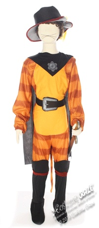 Image detail for -Kids Puss 'N Boots Costume - Shrek Costumes