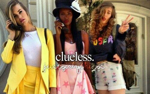 Watch clueless