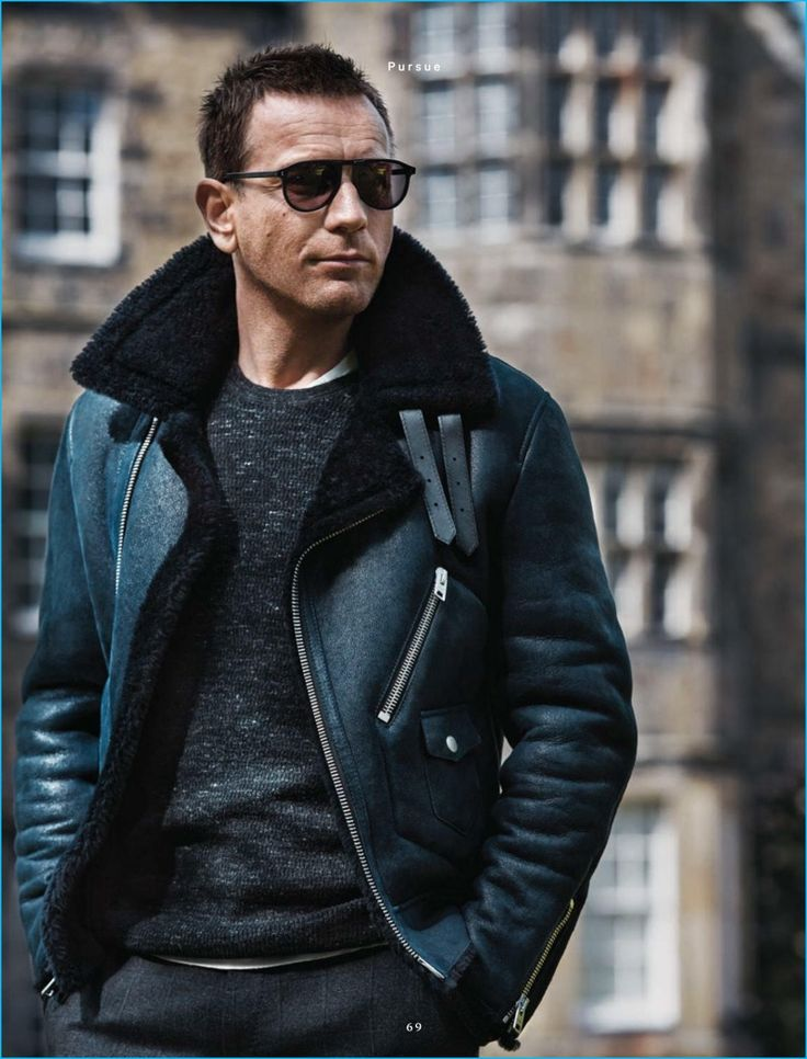 Best 25  Mens shearling jacket ideas on Pinterest | Mens shearling ...