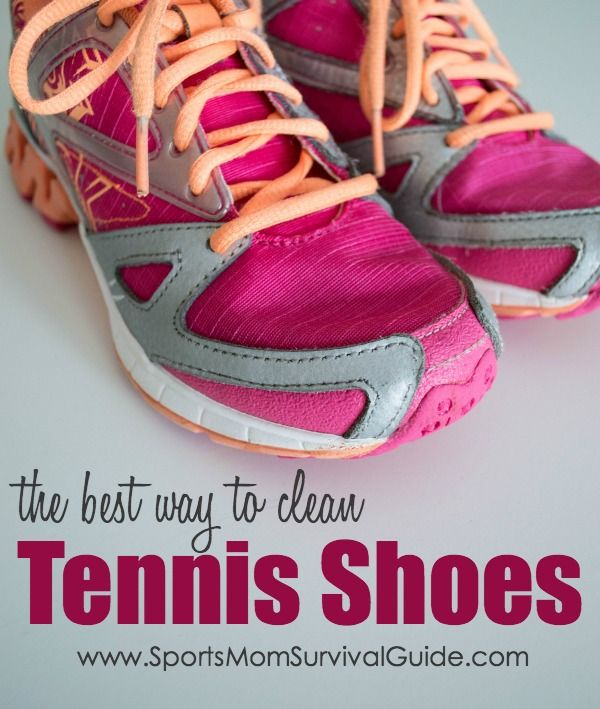 Kids and shoes...It seems they are either outgrowing them too quickly or they are always filthy!  Find out  the best way to clean tennis shoes and make them look new again.