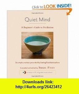 10 best download e book images on pinterest pdf tutorials and quiet mind a beginners guide to meditation 9781590305973 sharon salzberg sakyong mipham fandeluxe Images