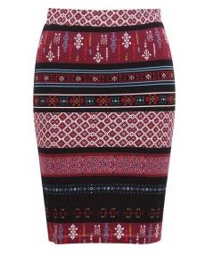 Mum will love this comfortable and colourful Women's Favourites Tube Skirt,made from cotton and elastane, They are available at Postie Plus for a mere $8.00