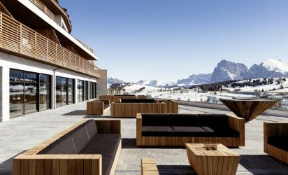 5 Star Wellness Hotel Alpe di Siusi - Dolomites Italy - Alpina Dolomites i love  iiiiiiitttttt