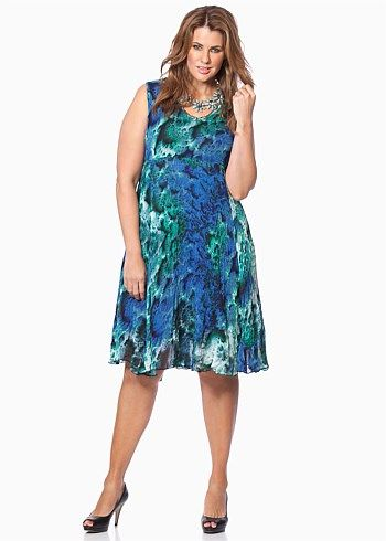 #Virtu San Matteo Dress #plussize #curvy