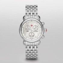 Michele Woman's MWW03C000126 CSX-36 Stainless Steel Bracelet Watch