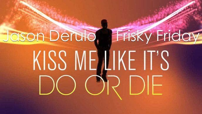Frisky Friday ~ Otherside ~ Jason Derulo - Today we have some Frisky Friday Fun with this tasty tune from Jason Derulo. I hadn't heard this one before but it has all the ingredients...