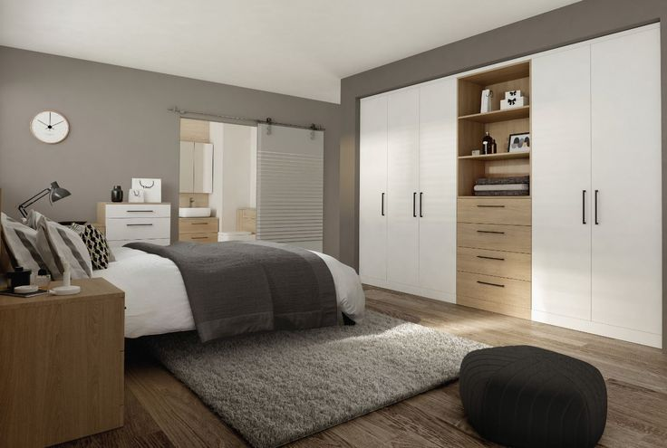The Roma Bedroom by Daval Furniture