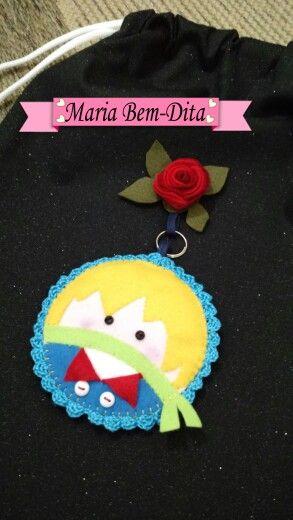 Mochilas Maria Bem-Dita Pequeno Príncipe!!