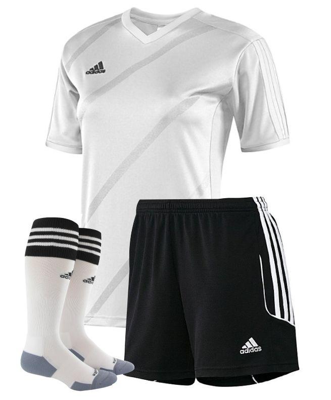 adidas Womens Tabela 14 Soccer Uniform