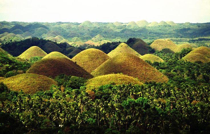 Chocolate Hills, Filipinas