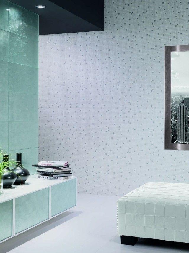 51 best bathroom images on Pinterest Bathroom, Bathroom ideas and - mosaique rose salle de bain