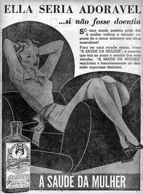 Propagandas Históricas | Propagandas Antigas | História da Publicidade: anos 40