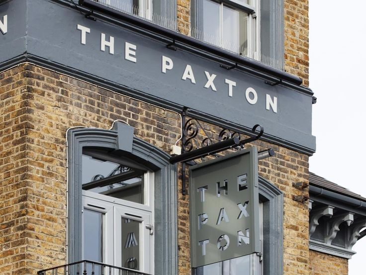 The Paxton!