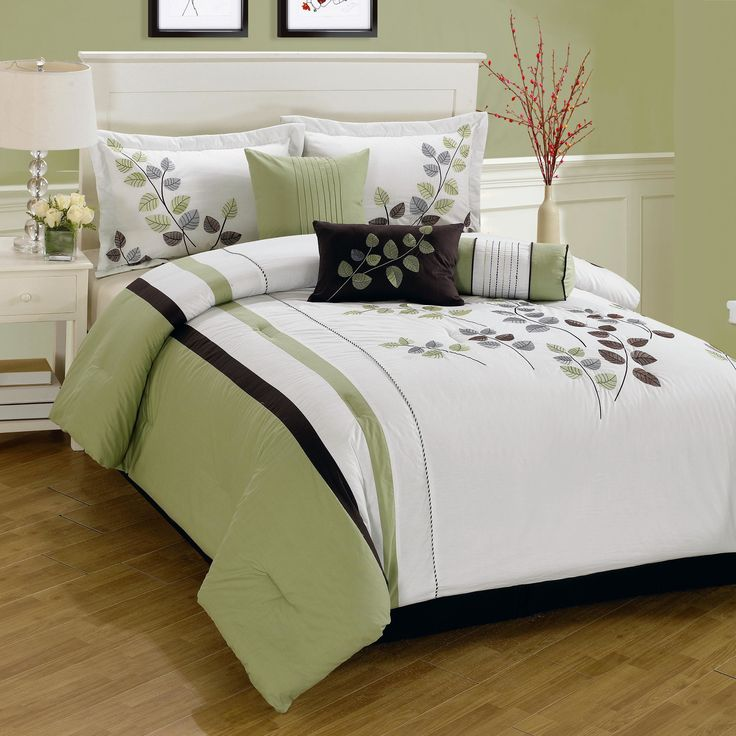 Bedroom Furniture You Ll Love: Linen Depot Direct Gilmore 7 Piece Comforter Set You'll