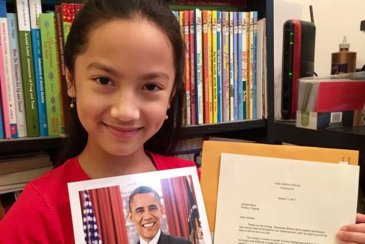 The anxious anticipation of the power transfer to president-elect Donald Trump has affected Indonesians in America, one of them being Adinda Rania, the 9-year-old daughter of Voice of America journalist Eva Mazrieva.