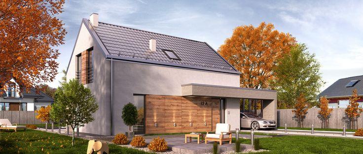 Projekty domów za niewielkie pieniądze - http://nanohouse.pl/