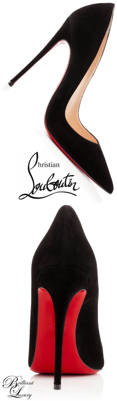 Brilliant Luxury * Christian Louboutin 'So Kate' 2015