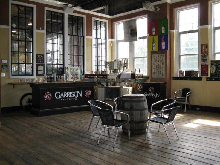 Garrison Brewing. Photo by Halifax Port Authority.