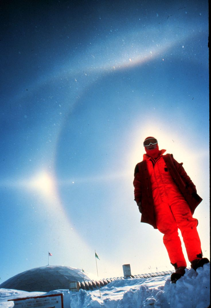 23 best ICE RAINBOWS AND SUNDOGS images on Pinterest | Ice crystals ...