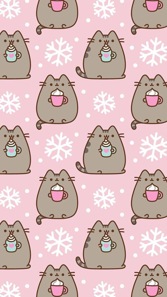 Hot cocoa pusheen – pusheen