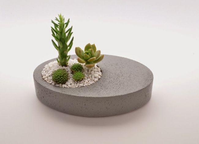 david brumlin planters. – #brumlin #concrete #david #Planters