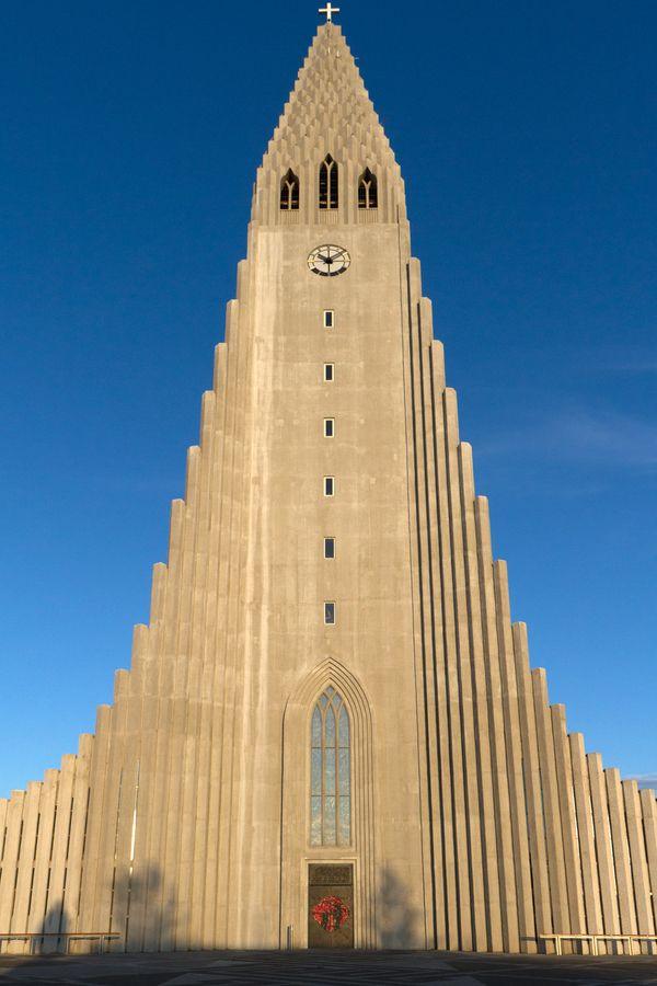 Sanskrit Of The Vedas Vs Modern Sanskrit: Art Deco Building. Nobody Is Saying It's A Church But On