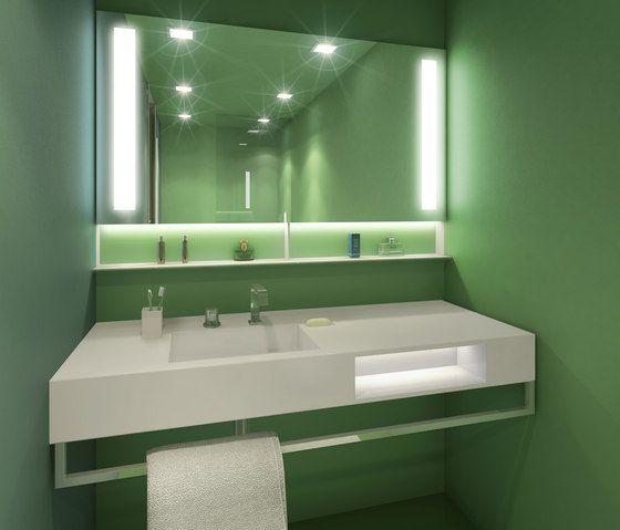 Mobili lavabo | Lavabi | Built In mirror | AMOS DESIGN. Check it out on Architonic