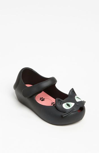 Mini Melissa 'Ultragirl II' Slip-On (Walker & Toddler) available at #Nordstrom. TOO CUTE!