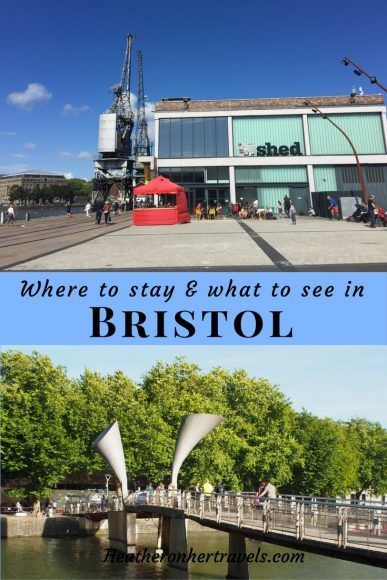 Read about my 3 favourite boutique hotels in Bristol, England and what to do when staying there.