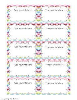 substitute teacher business cards templates zazzle