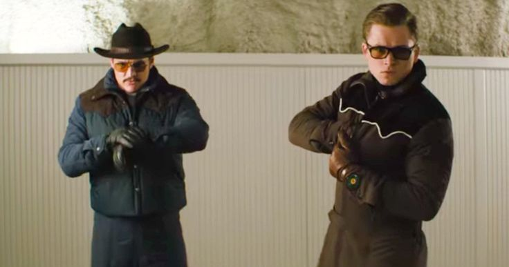Kingsman 2 Red Band Trailer Arrives & It's Brutal -- 20th Century Fox has released a red band version of the new Kingsman: The Golden Circle trailer with one very perfect change. -- http://movieweb.com/kingsman-2-golden-circle-red-band-trailer/
