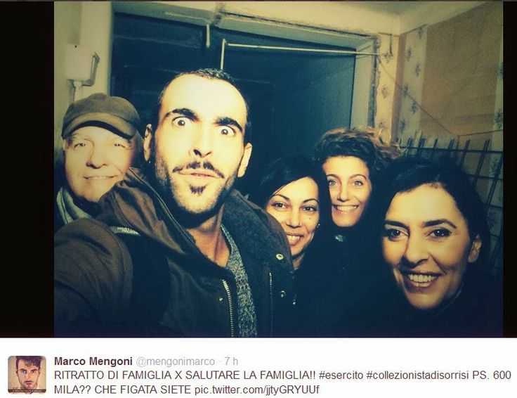 Marco Mengoni Il Blog: Marco festeggia i 600000 followers