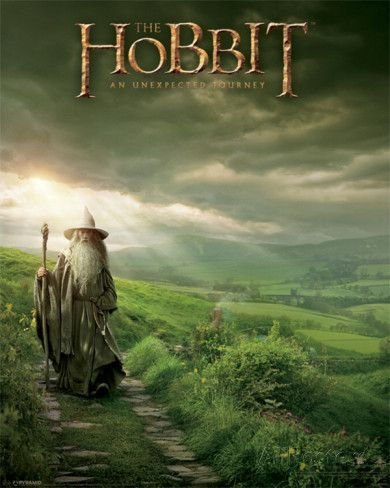 Hobbiten – Gandalf - Posters på AllPosters.se