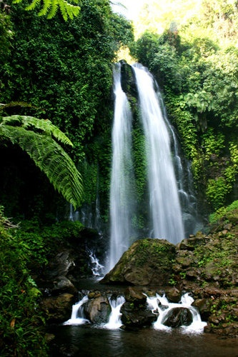 Waterfall Jumog, Karanganyar, Solo - Indonesia